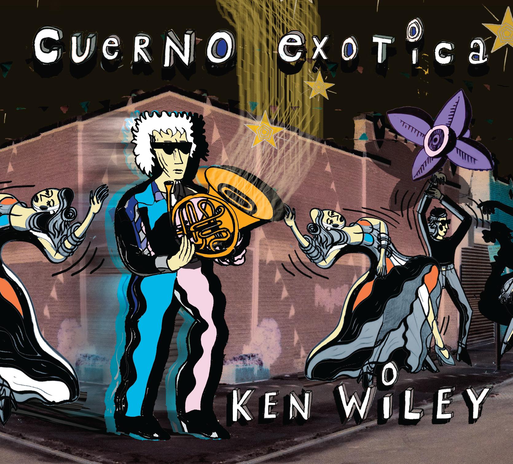 Cuerno Exotica Cover