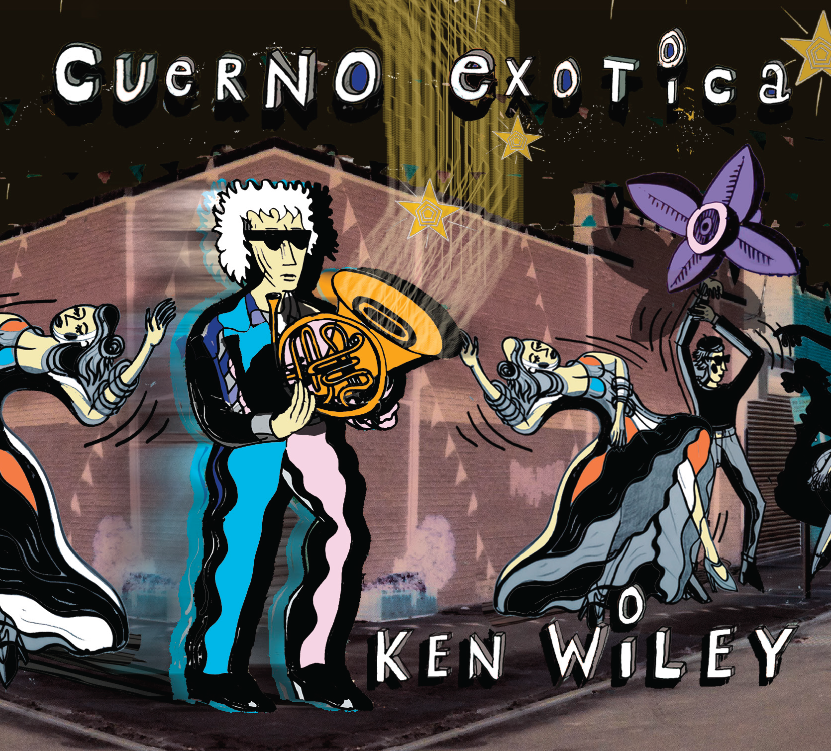 Ken Wiley - Cuerno Exotica - cover.png