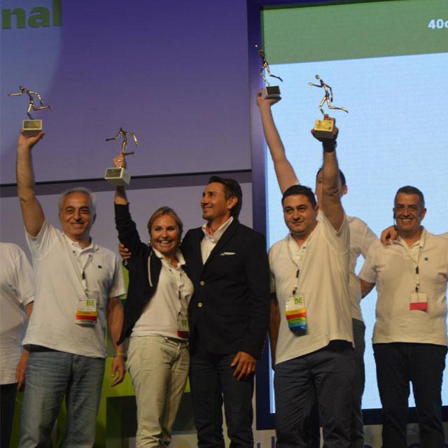 40th Sales conference - International life - Costa Navarino 2015