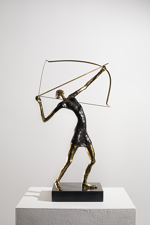 Artemis  Bronze Ed. /30 Lost wax 40 x 23 x 40 cm