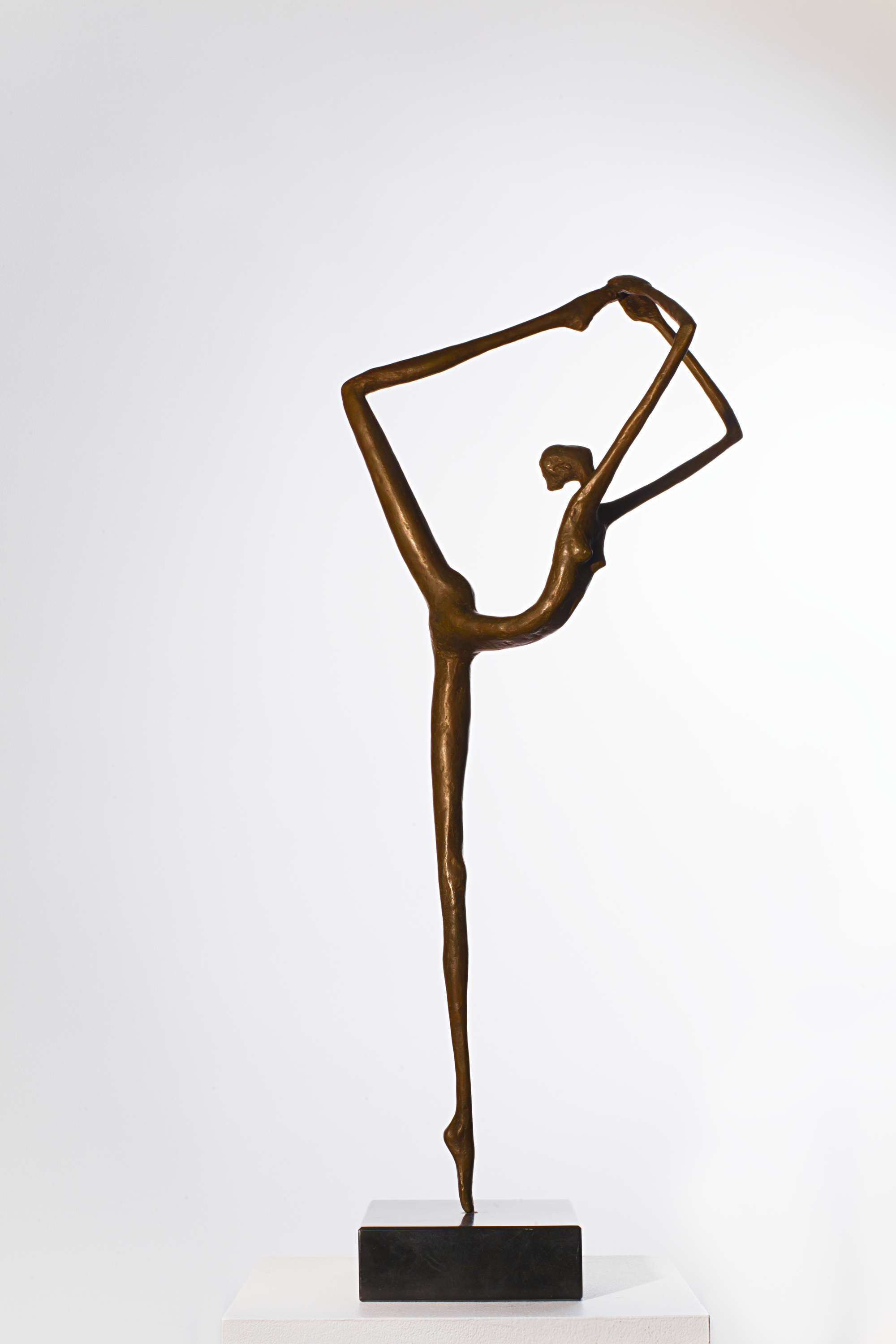 Prayer  Bronze Ed. /30 Lost wax 67 x 27 x 15 cm