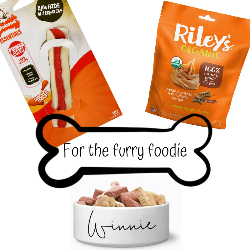 Christmas gifts for the dog-foodie in your life!