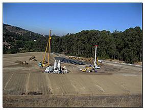 Pre-Drilling -