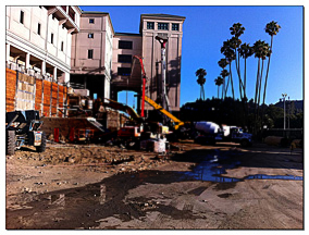 Drilled Hole Piles -