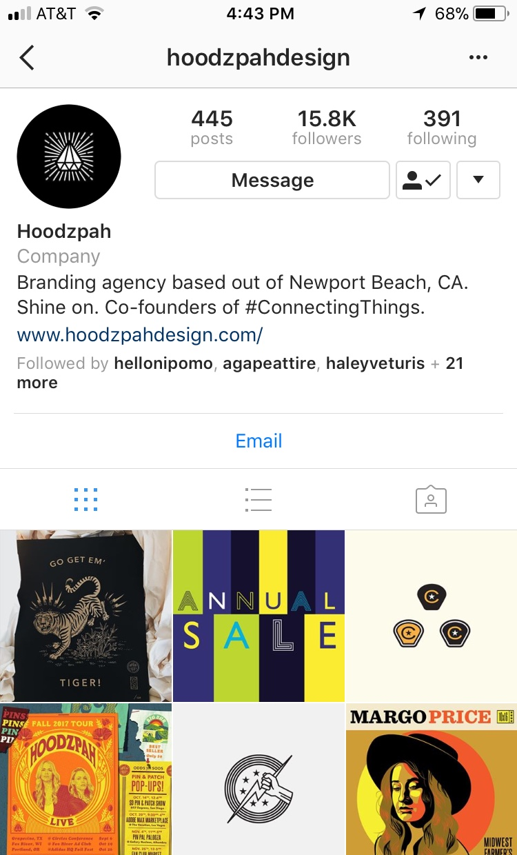 Hoodzpah Design Co.