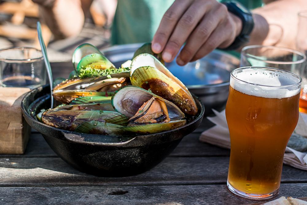 Coromandel Mussels