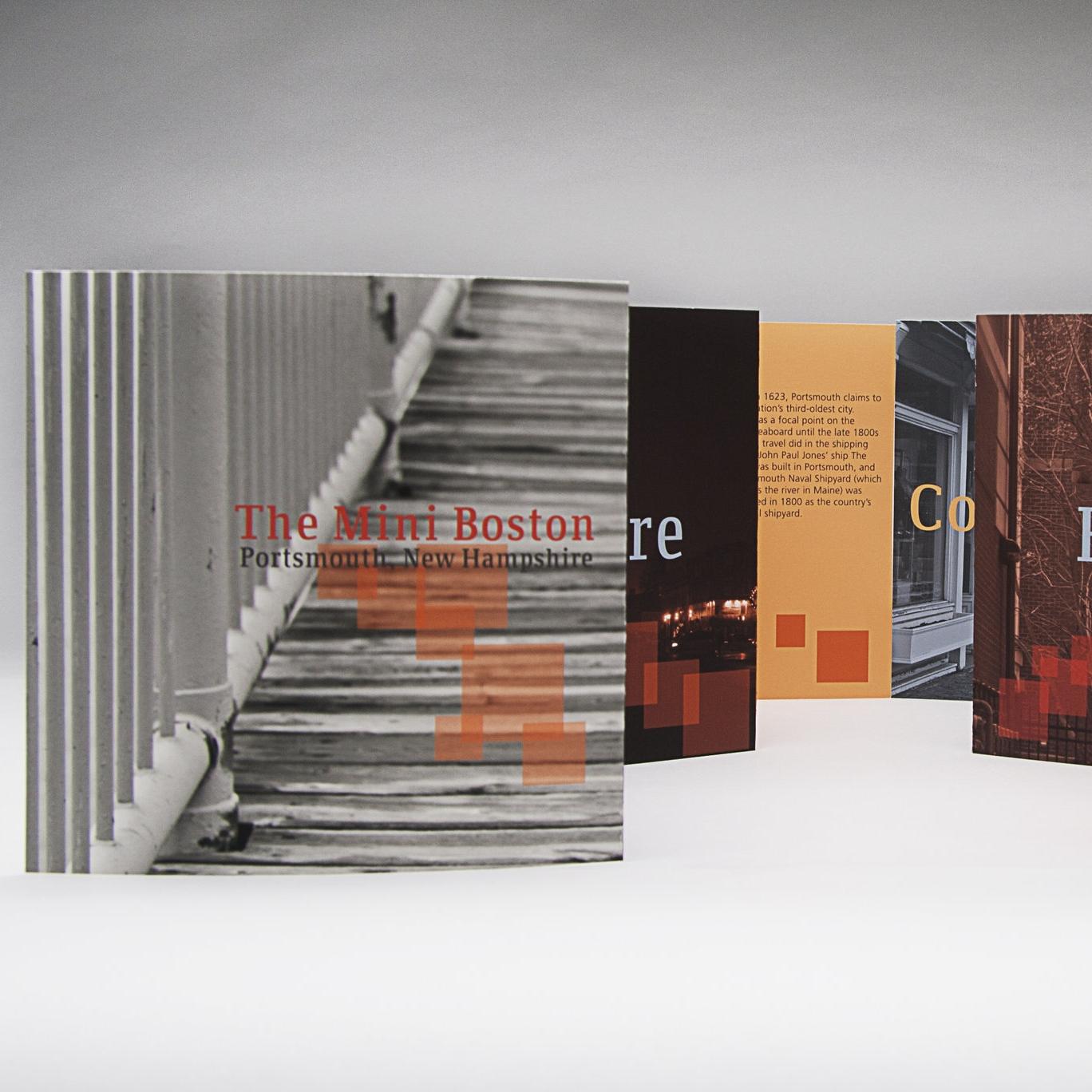 Mini Boston - Accordion Fold Print