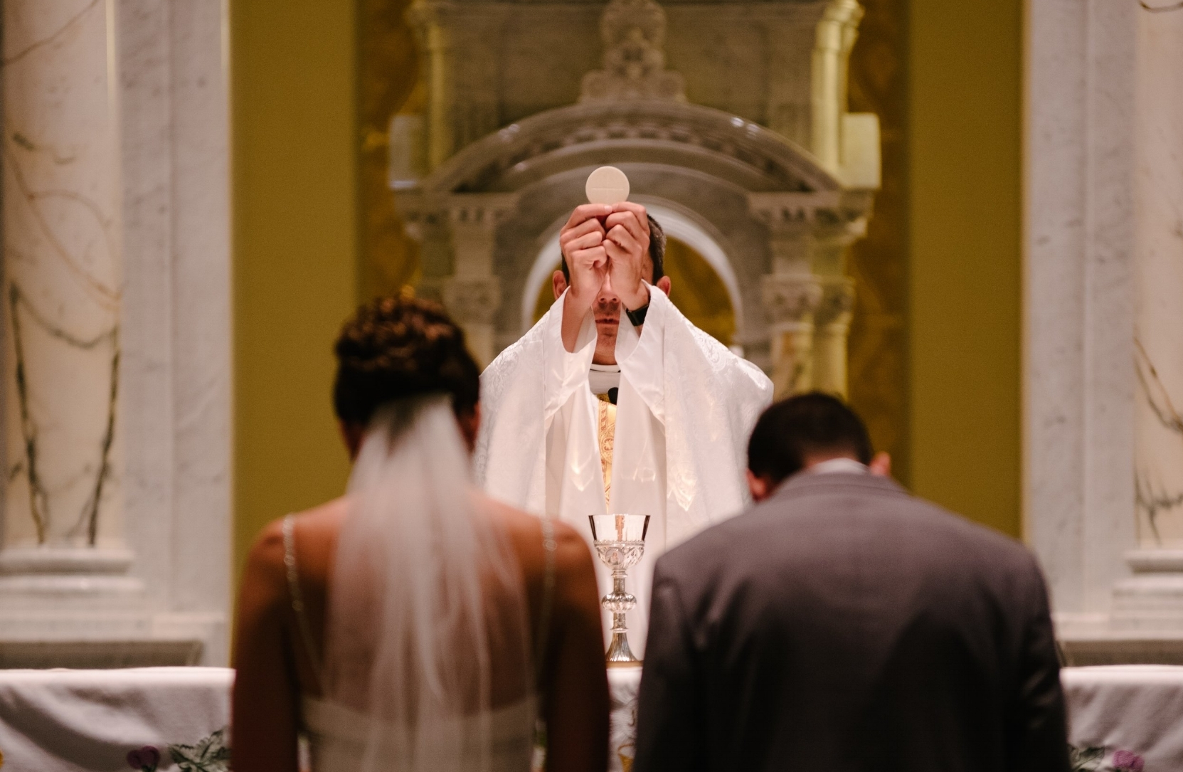 Marriage - A Sacrament of the Catholic Church