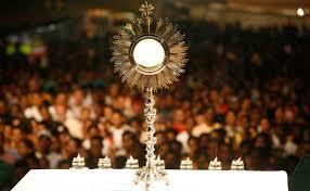 Public Eucharistic Adoration