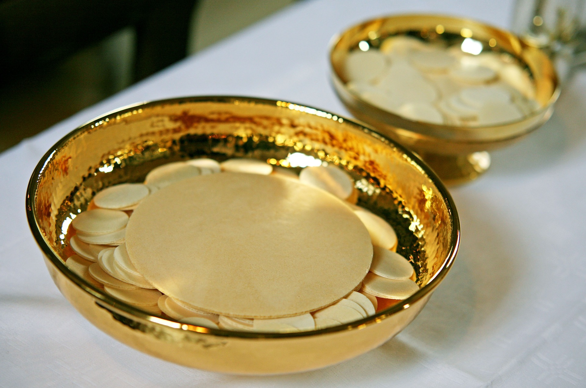The Body of Christ for the Eucharist