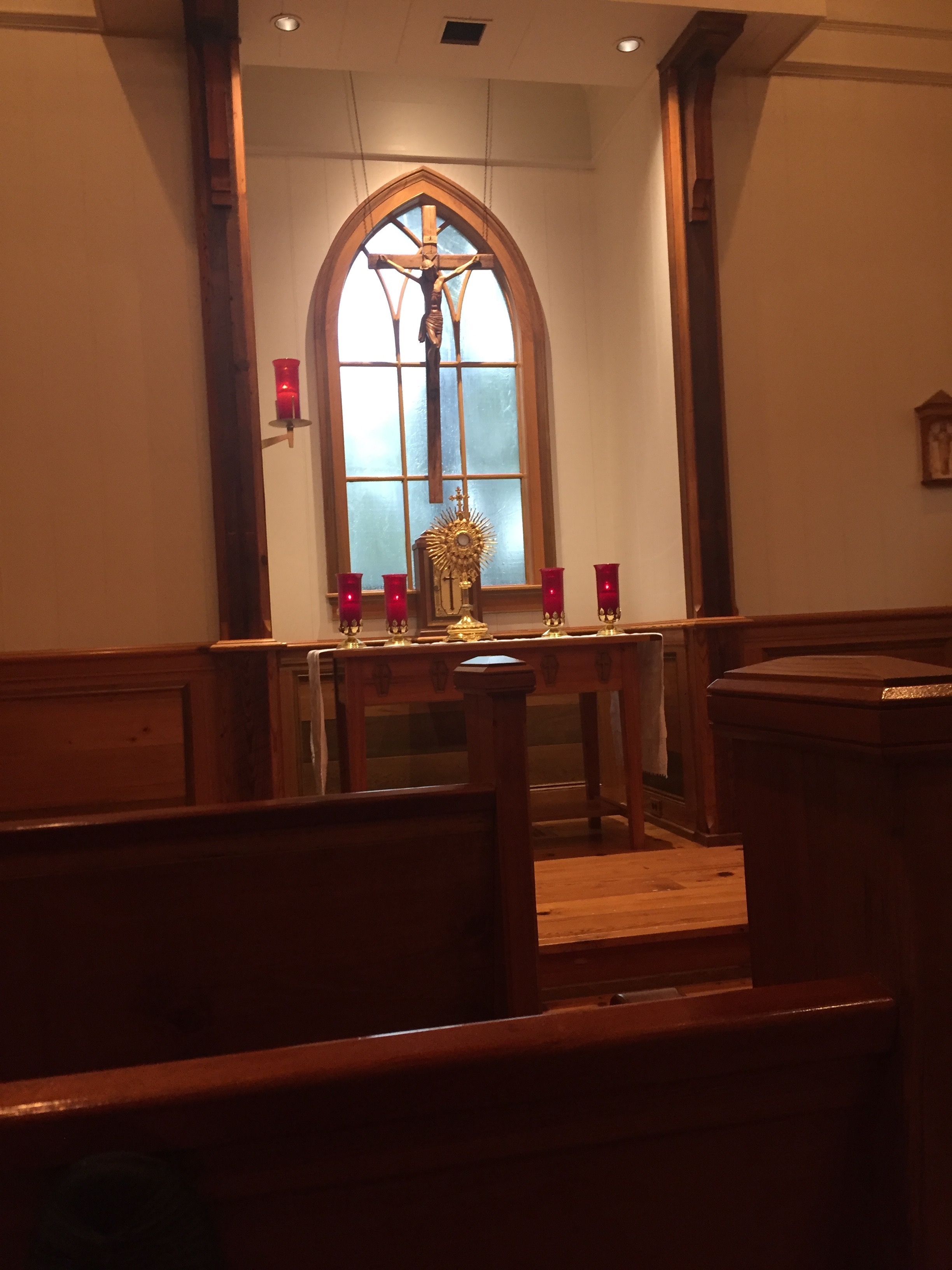 Adoration Chapel in Daphne AL