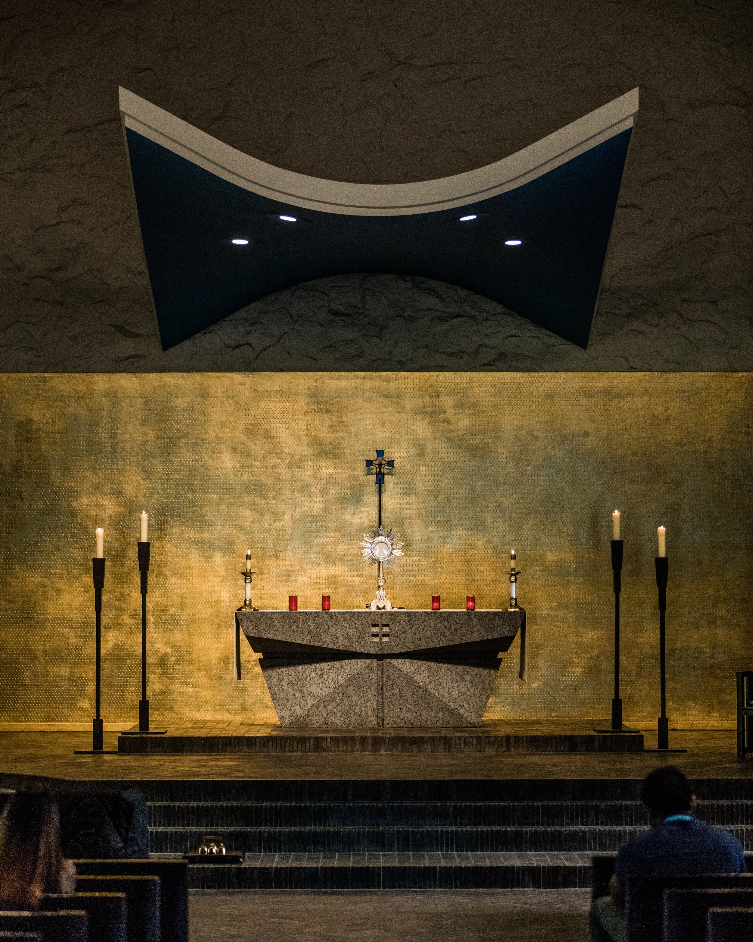 Altar during Adoration
