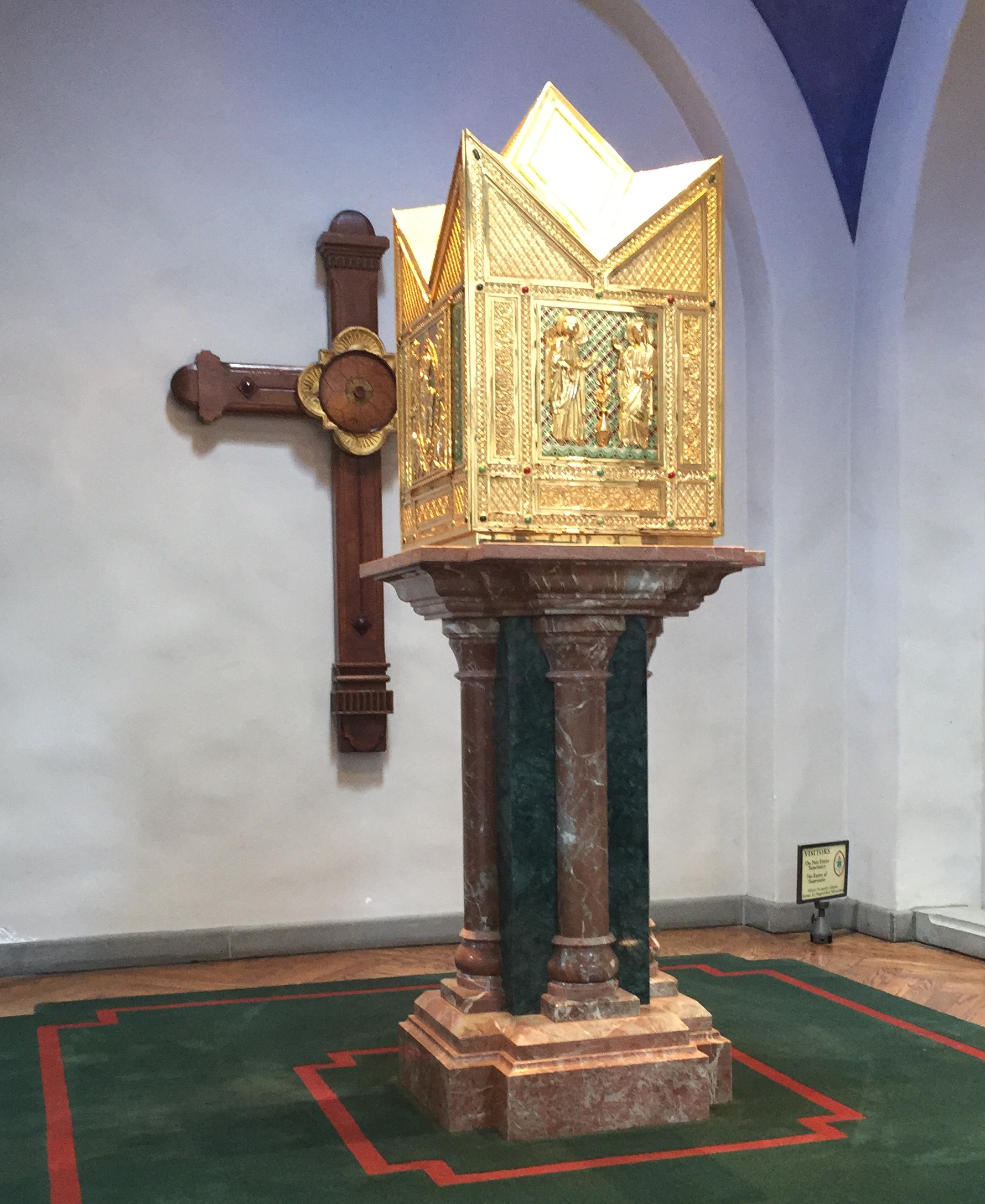 Tabernacle of the Blessed Sacrament