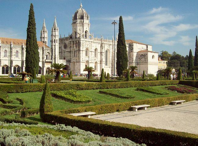Santa Maria de Belem, Jeronimos Monastery, Belem