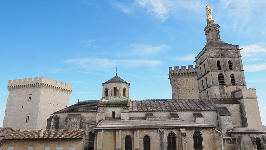 Cathedral of Our Lady of Doms, Avignon