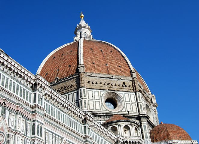 Dome of Cathedral di Santa Maria del Fiore, Firenze