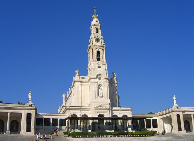 Basilica of Our Lady of the Rosary, Fatima