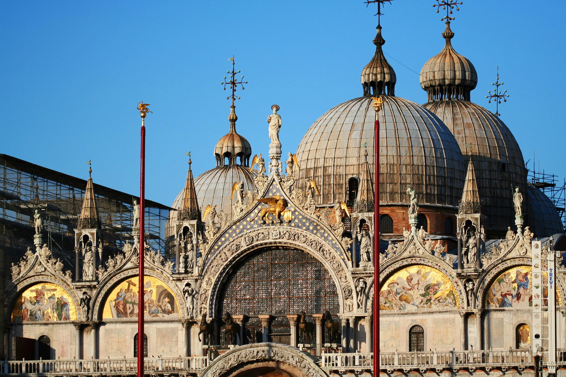 Dome of St. Mark's Basilica, Venice