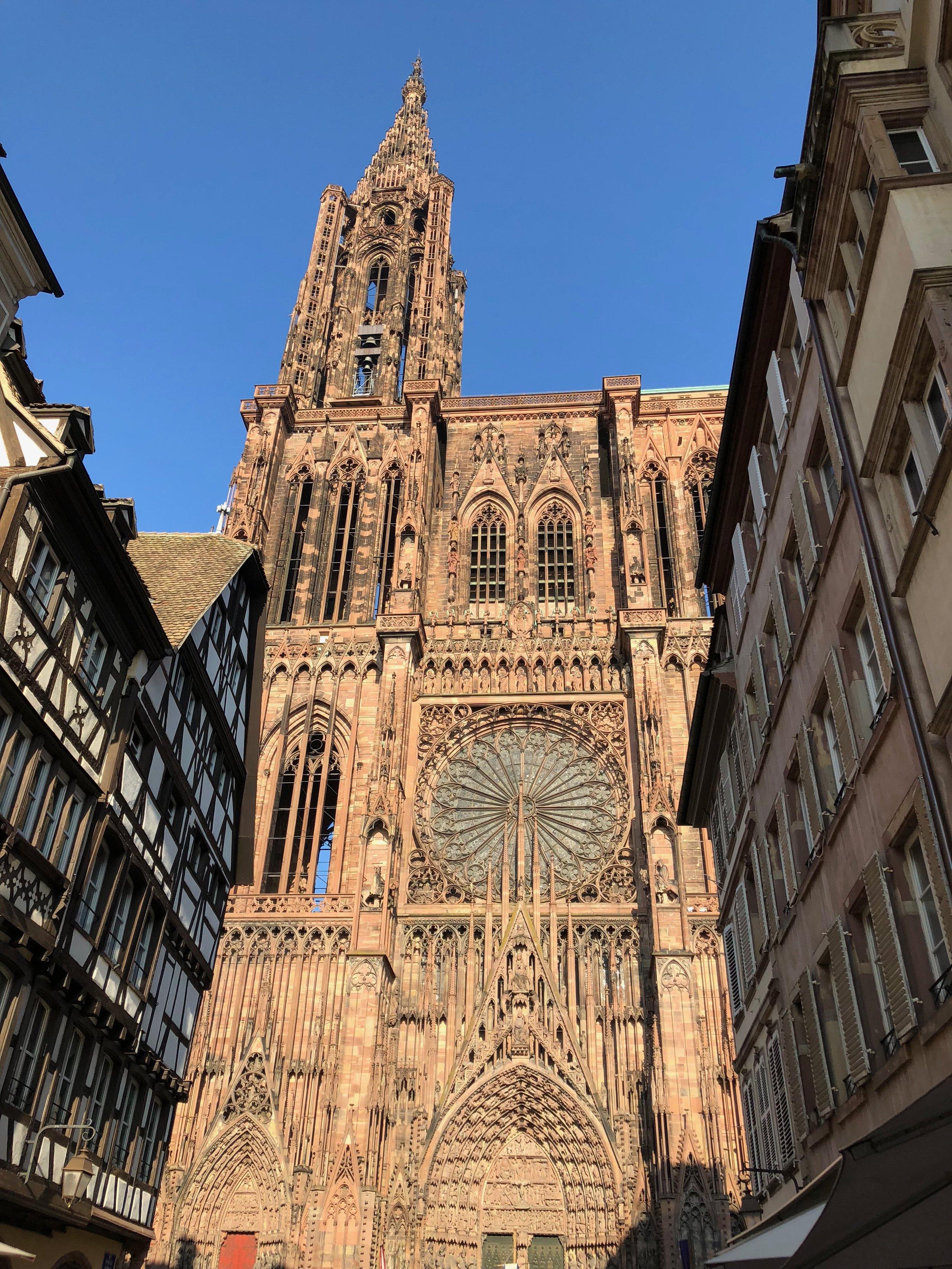 Cathedral of Notre Dame of Strasbourg, Strasbourg