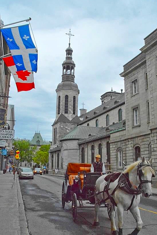 Cathedral-Basilica of Notre-Dame de Quebec, Quebec City