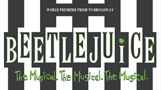BEETLEJUICE   MUSICAL - WASHINGTON DC Price: TBD