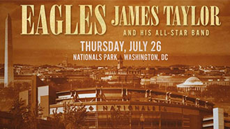 EventPost -  Eagles With James Taylor And His All-Star Band