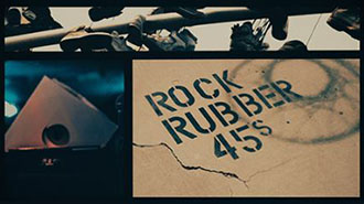 EventPost - Rock Rubber 45s