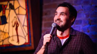 EventPost -  Mark Normand from Comedy Central, Conan, Inside Amy Schumer