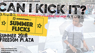 EventPost -    DowntownDC Summer Flicks Presents: Can I Kick It? 2018