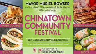 EventPost -   Chinatown Community Festival