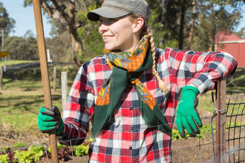 FARM / GROW - Stories on regenerative farming and ethical, sustainable ways of growing food