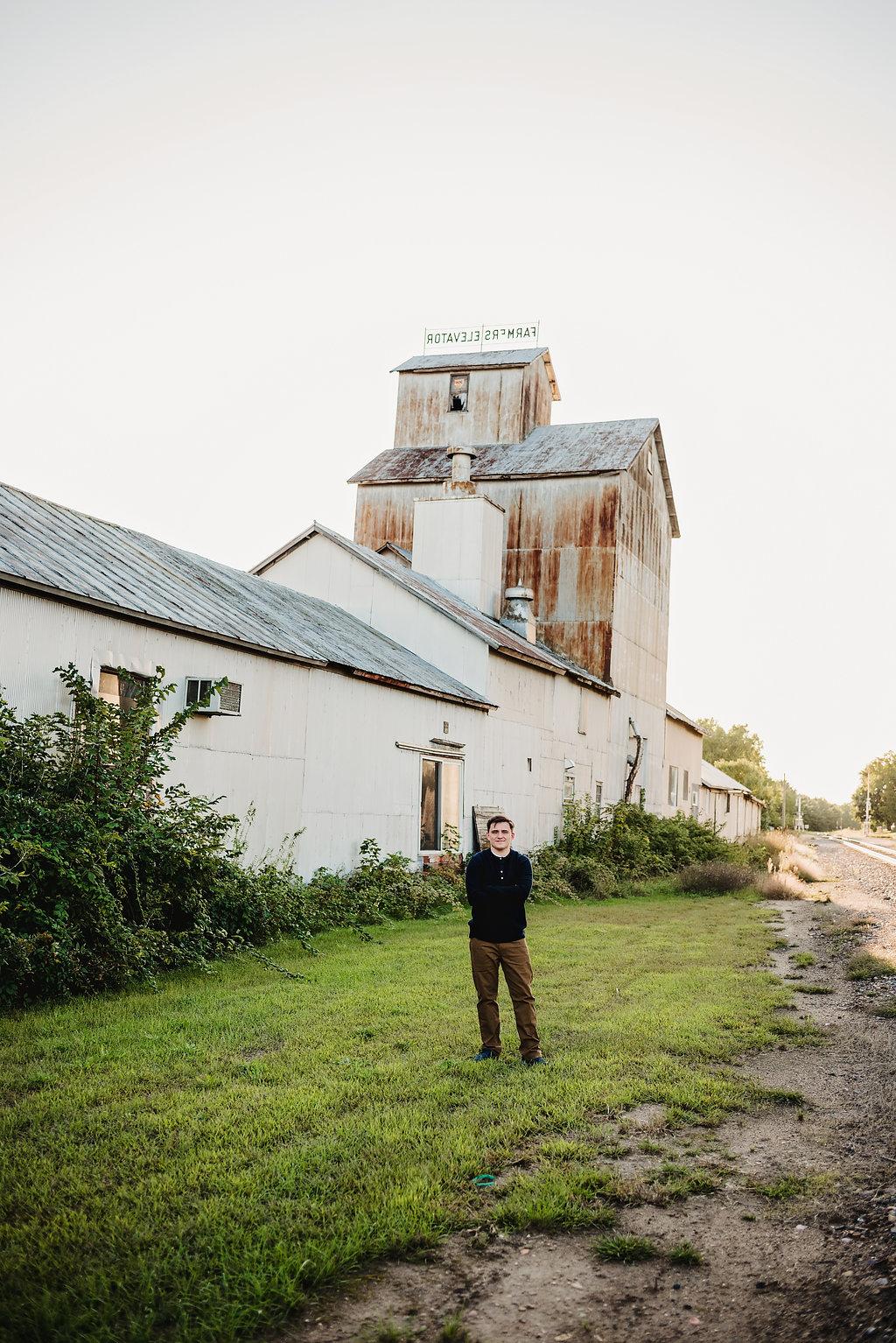 Baldwin Senior Photographer
