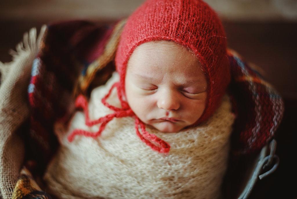 Riverfalls Wisconsin Newborn Session