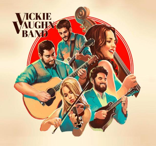 Vickie Vaughn Band - Vickie Vaughn Band