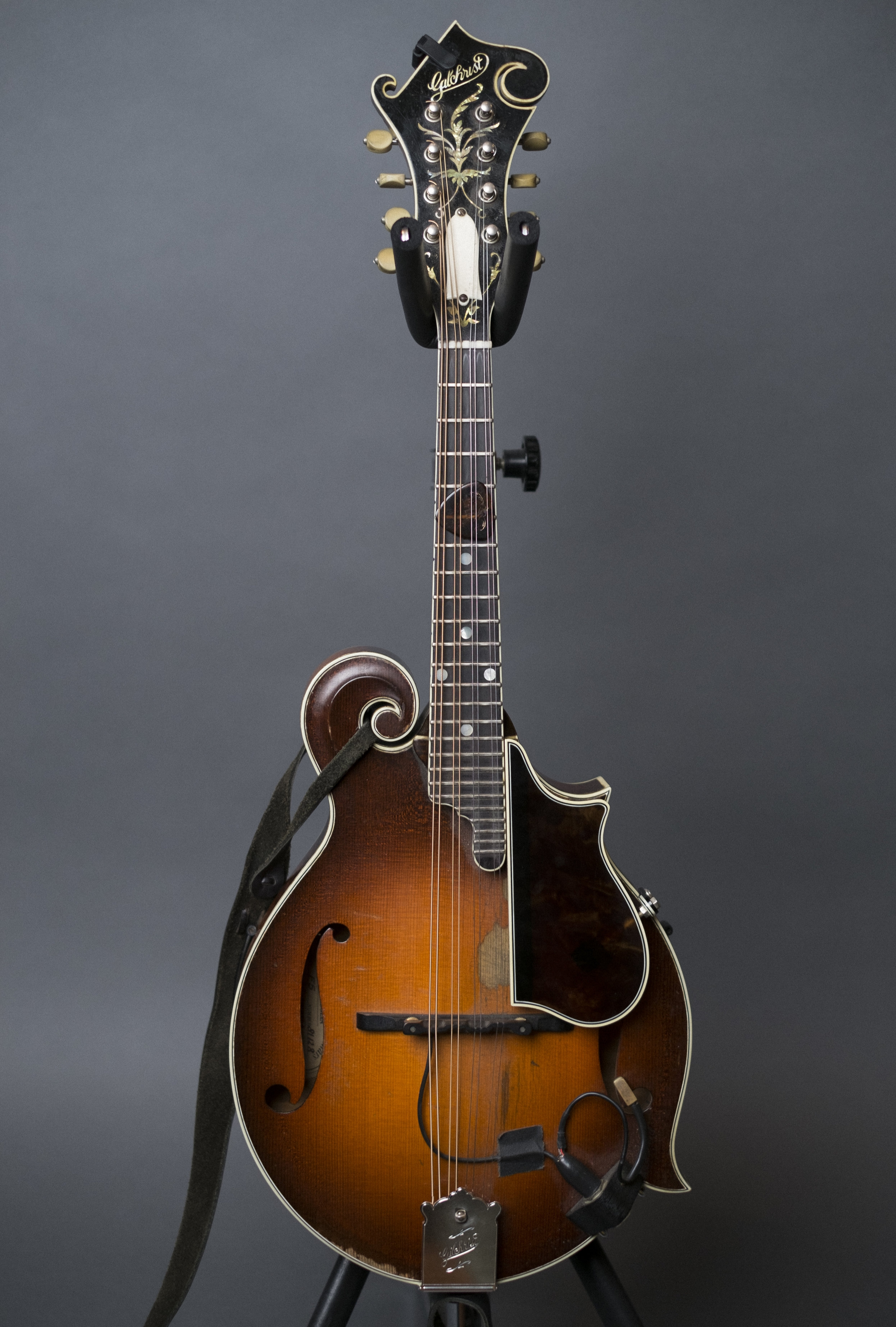 Ronnie McCoury's 1981 Gilchrist F5