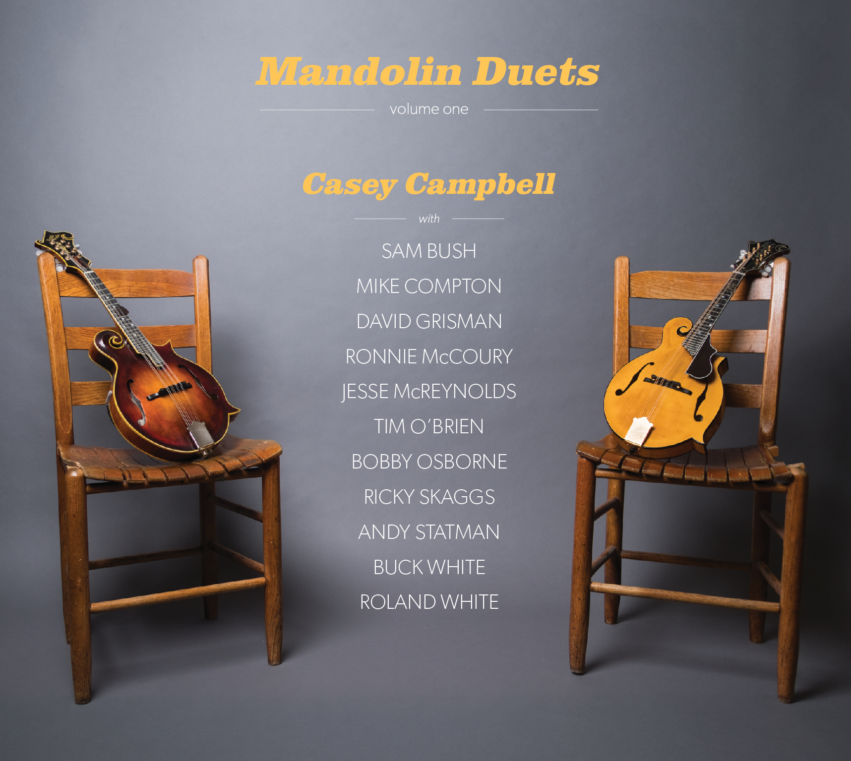 Mandolin Duets