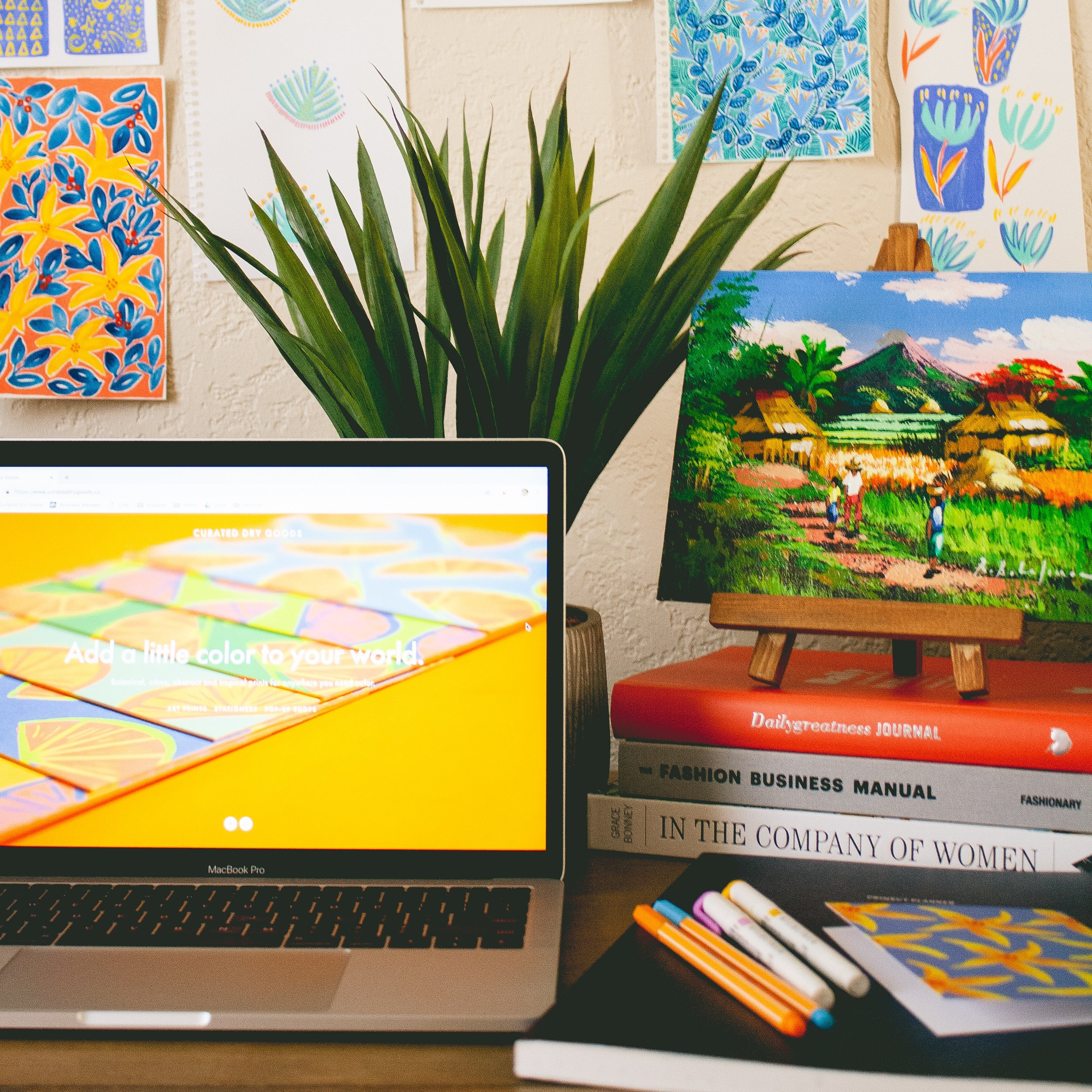 Marketing classes for artists, makers and creatives