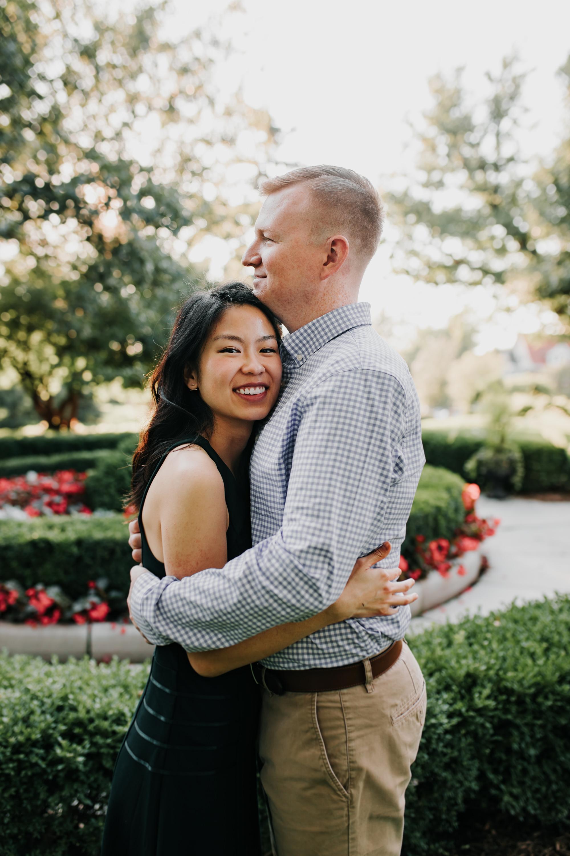 Catherin & Kyle - Married - Nathaniel Jensen Photography - Omaha Nebraska Wedding Photograper - Memorial Park - Joslyn Castle Engagement Session-34.jpg