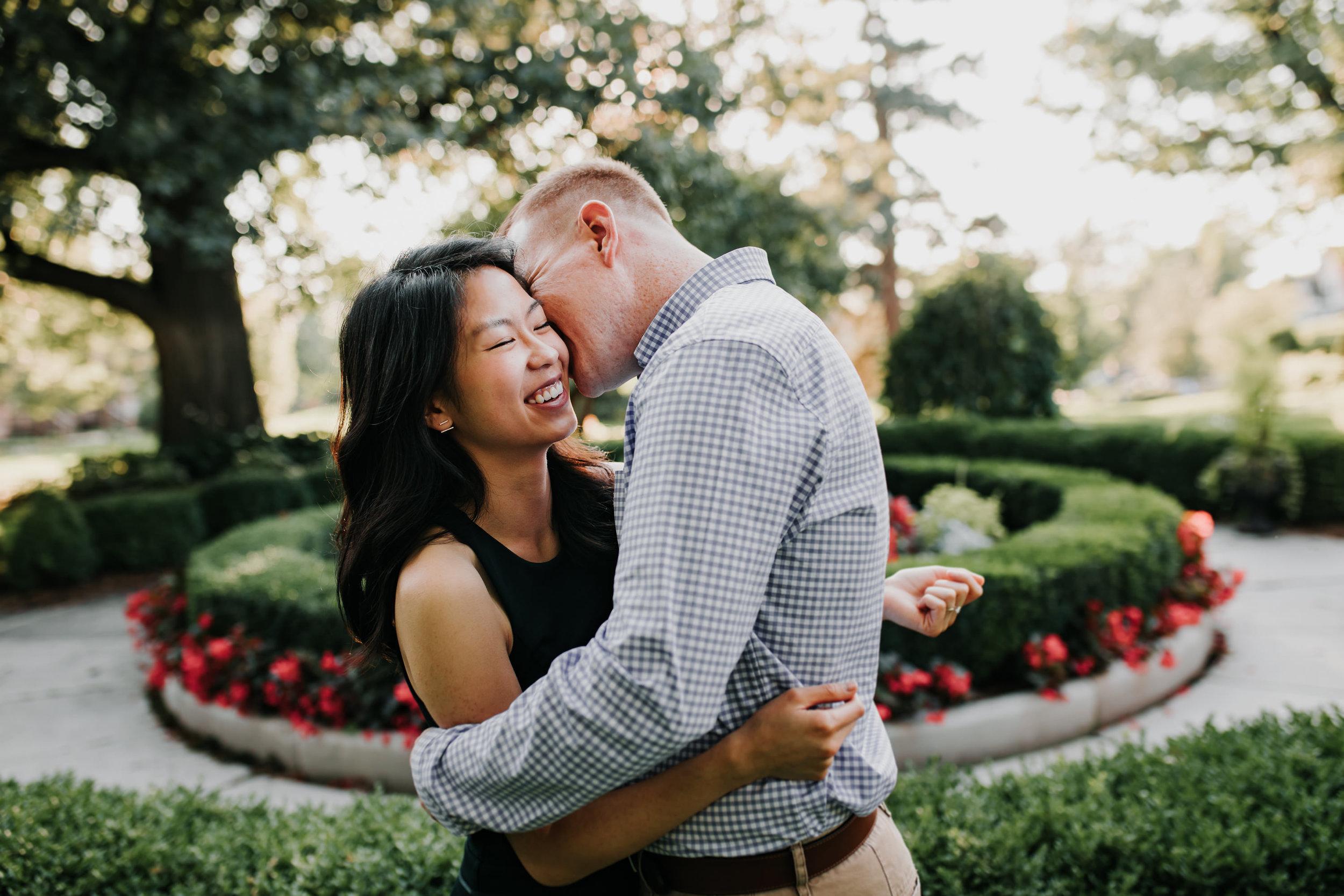 Catherin & Kyle - Married - Nathaniel Jensen Photography - Omaha Nebraska Wedding Photograper - Memorial Park - Joslyn Castle Engagement Session-35.jpg