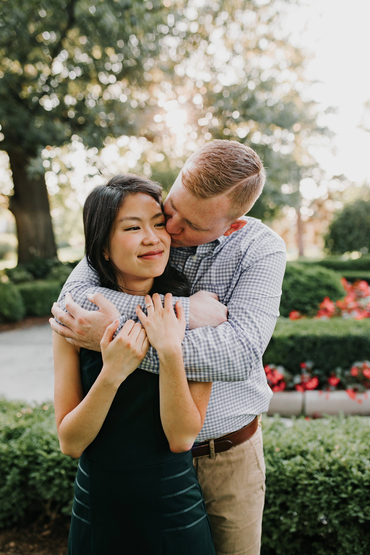 Catherin & Kyle - Married - Nathaniel Jensen Photography - Omaha Nebraska Wedding Photograper - Memorial Park - Joslyn Castle Engagement Session-36.jpg