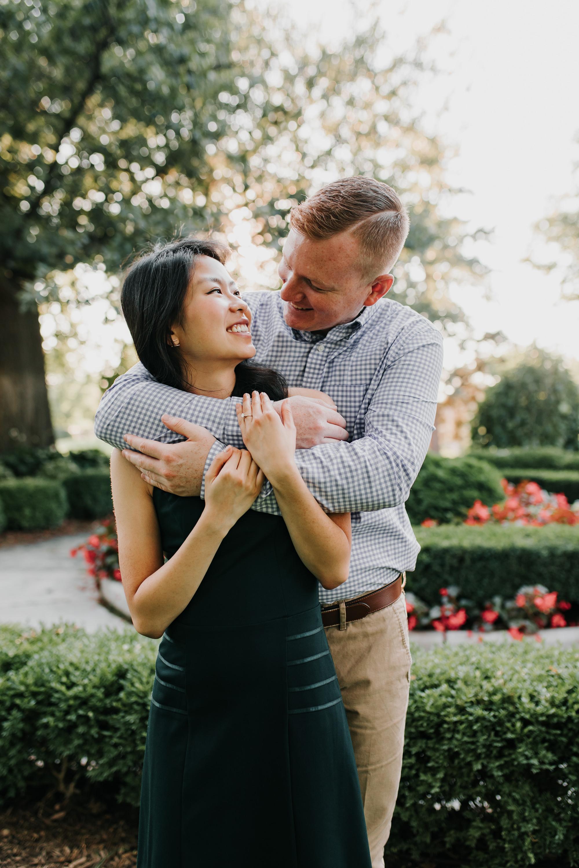 Catherin & Kyle - Married - Nathaniel Jensen Photography - Omaha Nebraska Wedding Photograper - Memorial Park - Joslyn Castle Engagement Session-39.jpg