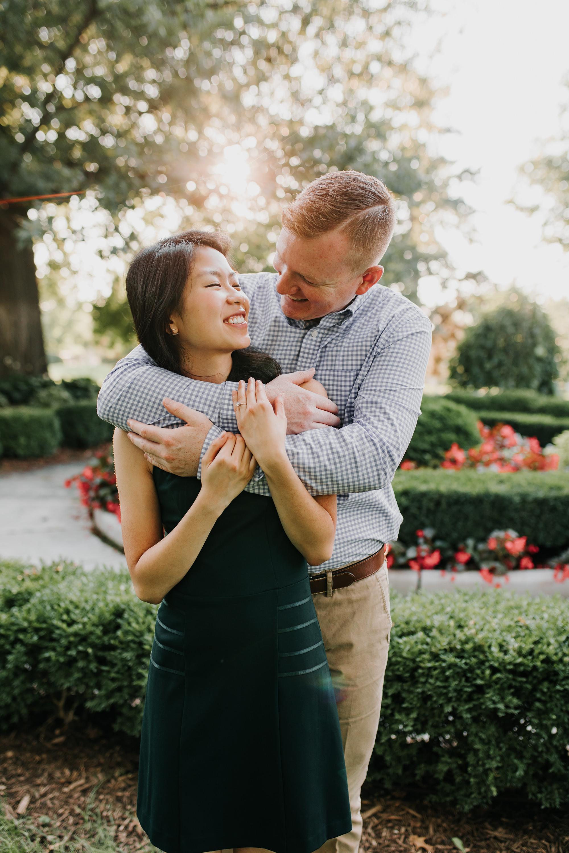 Catherin & Kyle - Married - Nathaniel Jensen Photography - Omaha Nebraska Wedding Photograper - Memorial Park - Joslyn Castle Engagement Session-40.jpg