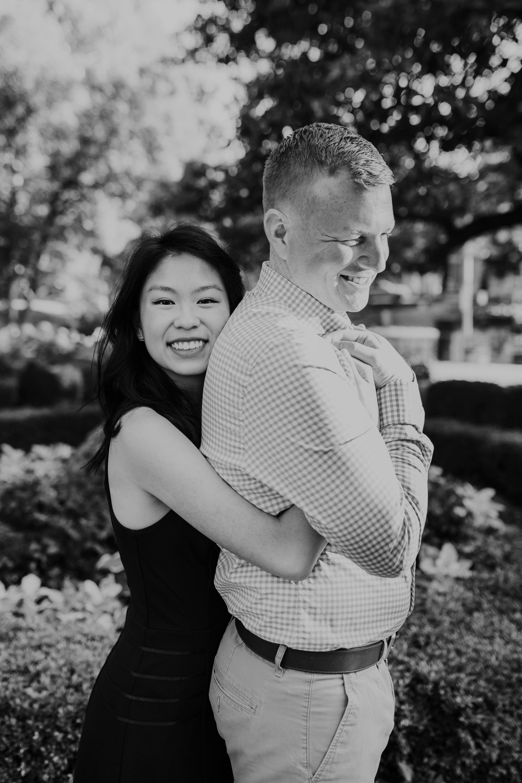 Catherin & Kyle - Married - Nathaniel Jensen Photography - Omaha Nebraska Wedding Photograper - Memorial Park - Joslyn Castle Engagement Session-45.jpg
