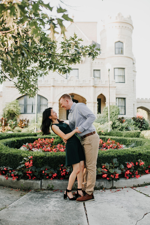 Catherin & Kyle - Married - Nathaniel Jensen Photography - Omaha Nebraska Wedding Photograper - Memorial Park - Joslyn Castle Engagement Session-47.jpg
