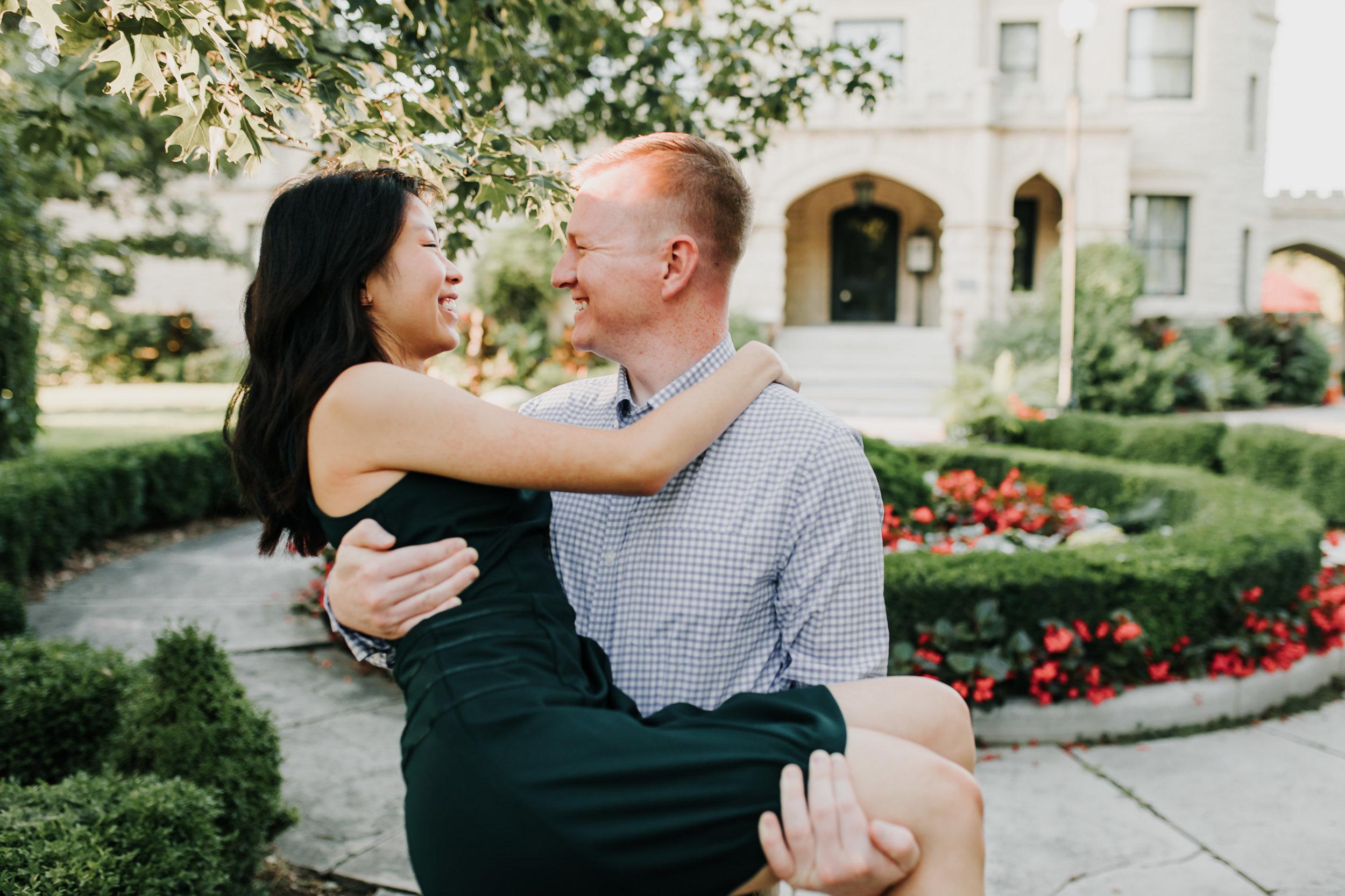 Catherin & Kyle - Married - Nathaniel Jensen Photography - Omaha Nebraska Wedding Photograper - Memorial Park - Joslyn Castle Engagement Session-52.jpg