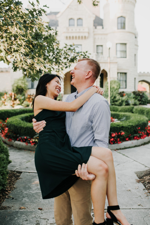 Catherin & Kyle - Married - Nathaniel Jensen Photography - Omaha Nebraska Wedding Photograper - Memorial Park - Joslyn Castle Engagement Session-53.jpg