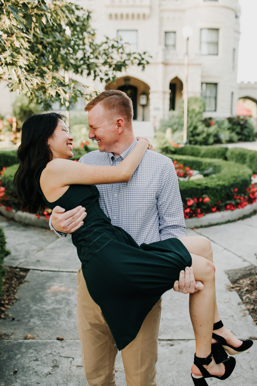 Catherin & Kyle - Married - Nathaniel Jensen Photography - Omaha Nebraska Wedding Photograper - Memorial Park - Joslyn Castle Engagement Session-54.jpg