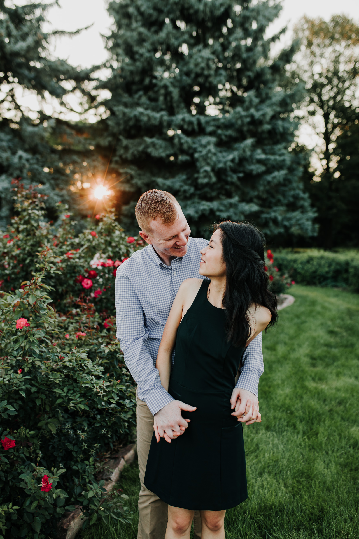 Catherin & Kyle - Married - Nathaniel Jensen Photography - Omaha Nebraska Wedding Photograper - Memorial Park - Joslyn Castle Engagement Session-59.jpg