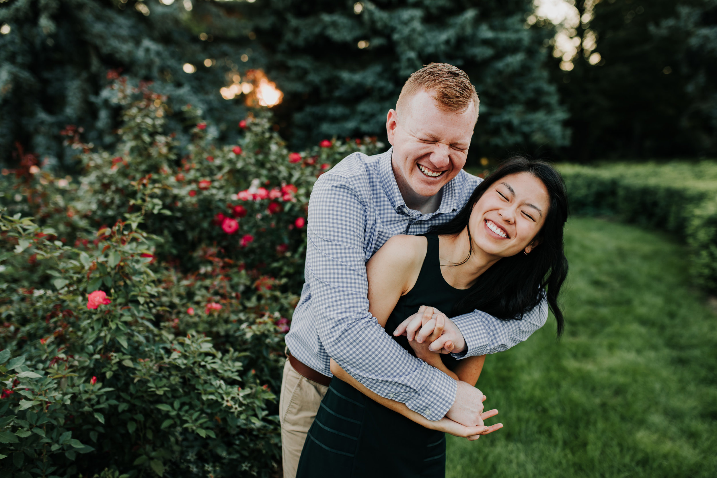 Catherin & Kyle - Married - Nathaniel Jensen Photography - Omaha Nebraska Wedding Photograper - Memorial Park - Joslyn Castle Engagement Session-61.jpg