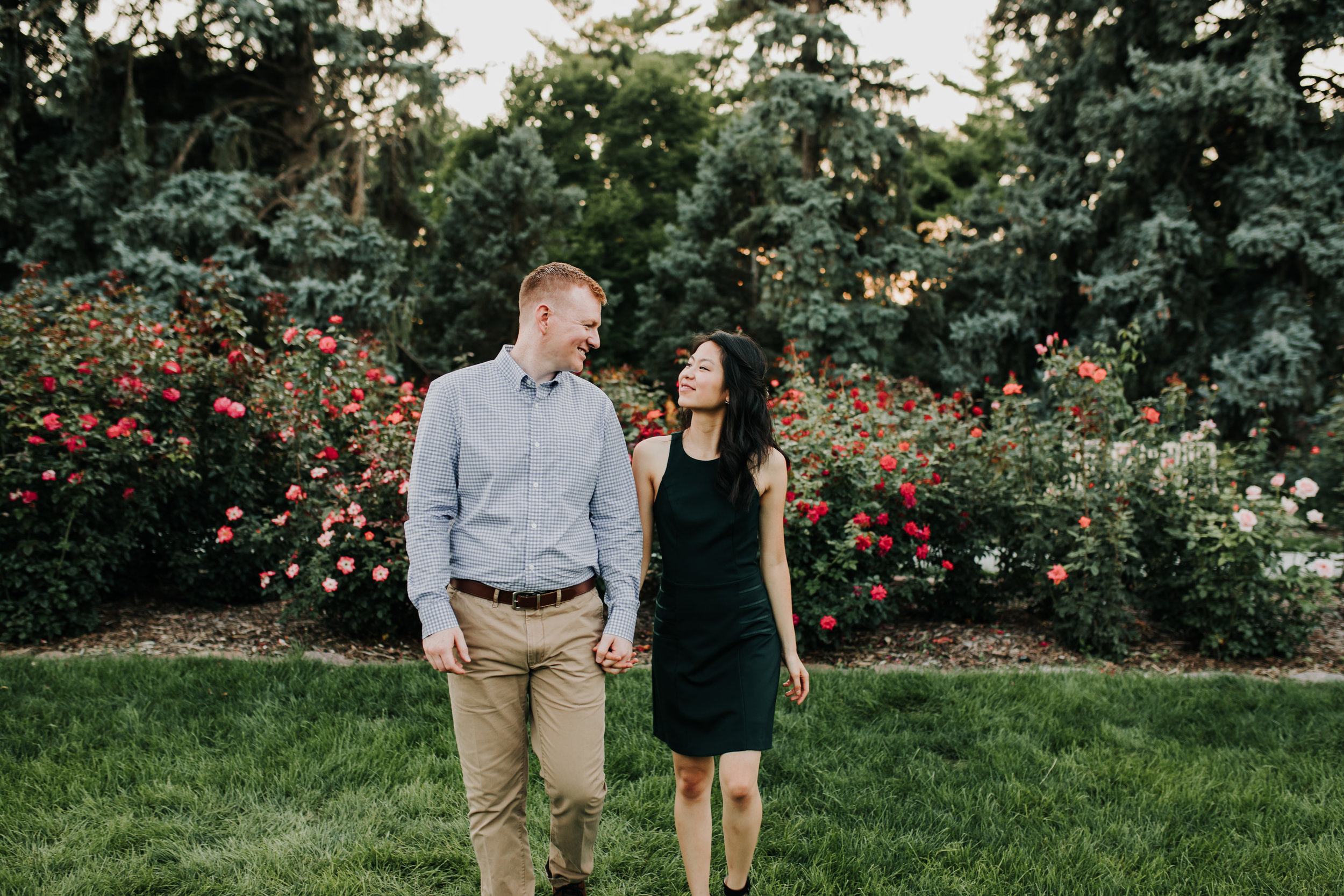 Catherin & Kyle - Married - Nathaniel Jensen Photography - Omaha Nebraska Wedding Photograper - Memorial Park - Joslyn Castle Engagement Session-67.jpg